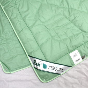 4-Jahreszeiten Tencel Bettdecke von f.a.n. Frankenstolz