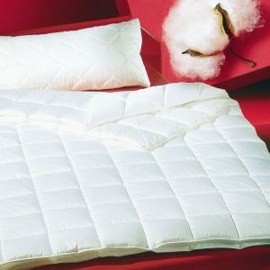 Allergiker Bettdecke Baumwolle Vierjahreszeiten